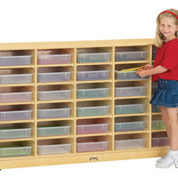30 PAPER-TRAY CUBBIE Optional paper-trays by Jonti Craft