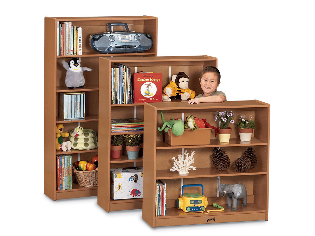 "SPROUTZ® BOOKCASE - 36"" HIGH - 4 colors by Jonti Craft"