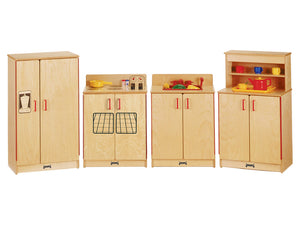 THE NATURAL BIRCH KITCHEN - 4 PIECE SET by Jonti Craft