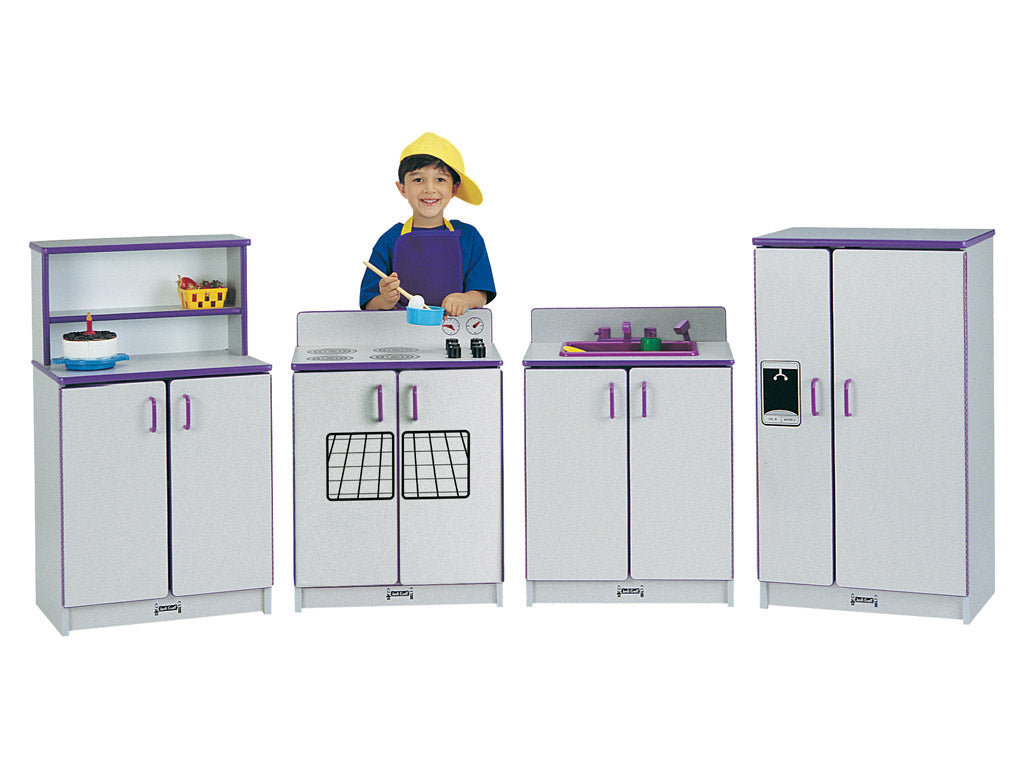 THE RAINBOW ACCENTS® KITCHEN 4 PIECE SETS,9 Colors by Jonti Craft