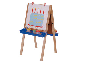 PRIMARY ADJUSTABLE EASEL by Jonti Craft