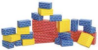 Childrens Blocks Play Toys-24pc Block Set