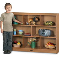 SPROUTZ® SUPER-SIZED SINGLE Storage Furniture- 4 Colors by Jonti Craft
