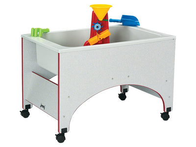 RAINBOW ACCENTS® SPACE SAVER SENSORY TABLE - 9 Colors by Jonti Craft