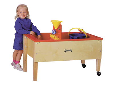 SPACE SAVER SENSORY TABLE - TODDLER by Jonti Craft
