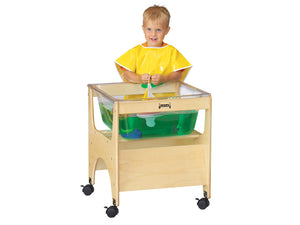 SEE-THRU MINI SENSORY TABLE by Jonti Craft