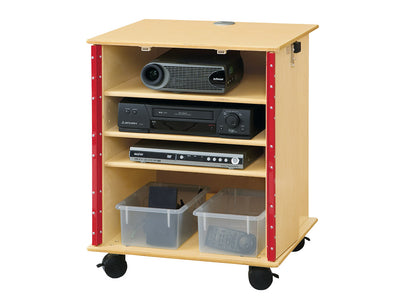 PRESENTATION CART - LOCKABLE by Jonti Craft