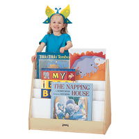 BIG BOOK PICK-a-BOOK STAND - 1 SIDED by Jonti Craft