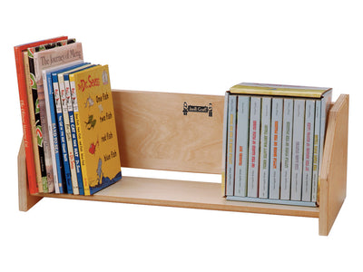 BOOK HOLDER DISPLAY by Jonti Craft