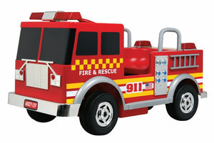 Battery Operated Kalee Fire Truck 12V