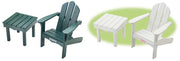 Child's Adirondack Chair and End Table,  Personalization optional,