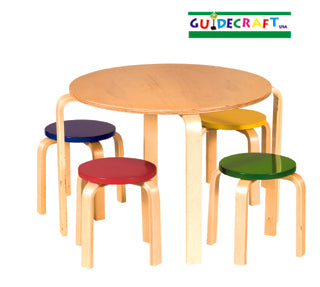 Child Nordic Table Chair set - Color by Guidecraft