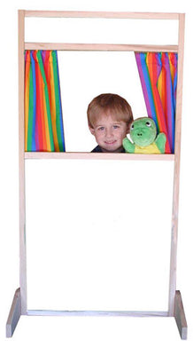 Children's Pretend Play Store Front Theater