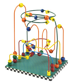 CPS Mini Rollercoaster Toy-Made in USA
