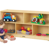 TODDLER SINGLE MOBILE STORAGE UNIT by Jonti Craft