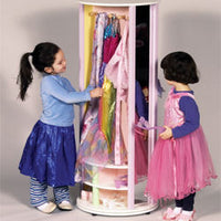 PASTEL Childs DRESS-UP CAROUSEL