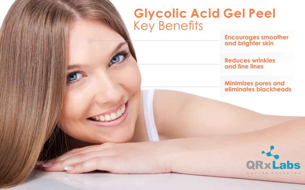 Glycolic Acid 30% Gel Peel