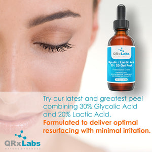 Glycolic/Lactic Acid 30/20 Gel Peel