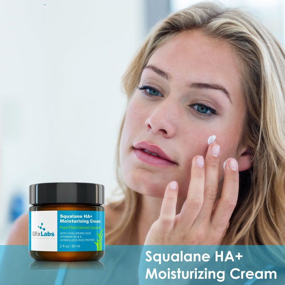 Squalane HA+ Moisturizing Cream