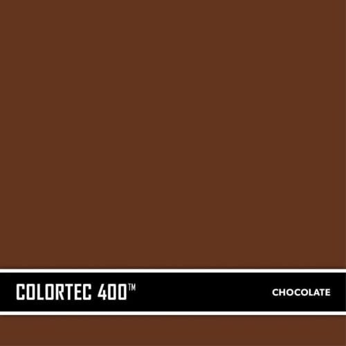 Colored Floor Solvent-Based Polyurethane BDC Equipment & Rental 2 Gallons Chocolate