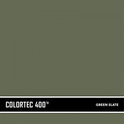 Colored Floor Solvent-Based Polyurethane BDC Equipment & Rental 2 Gallons Green Slate