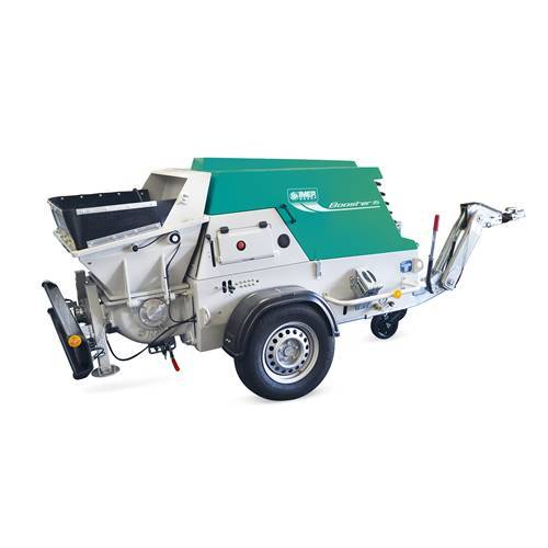 Booster 15 - Concrete Pump Imer USA