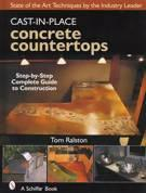 Cast-In-Place Concrete Countertops by Tom Ralston Media Concrete Decor RoadShow