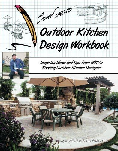 Outdoor Kitchen Design Workbook by Scott Cohen Media Concrete Decor RoadShow