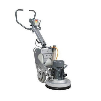 "Lavina 13.2"" Single-head Grinder (European Model) Equipment Concrete Polishing HQ 1ph x 200-240V 2.95hp/2.2kw 12amp, 400-1000rpm"