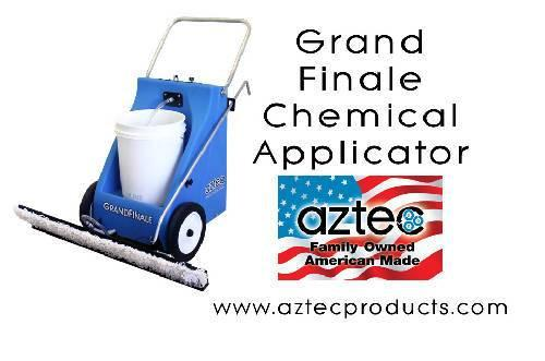 Aztec Grand Finale – High Productivity Chemical Applicator