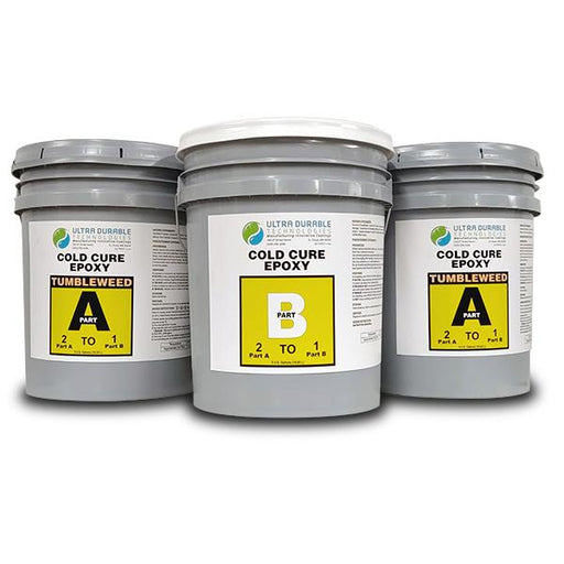 Cold Cure Epoxy Ultra Durable Technologies