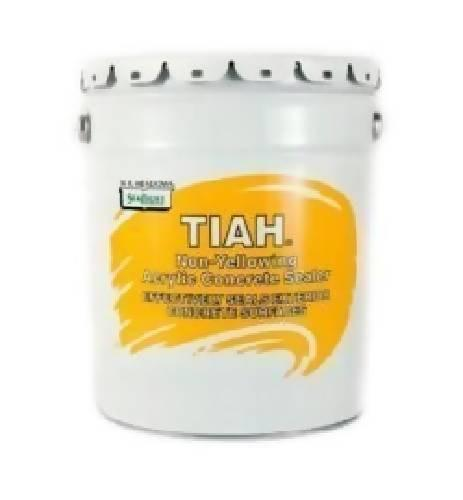 TIAH Concrete Curing and Sealing Compound 5 gal