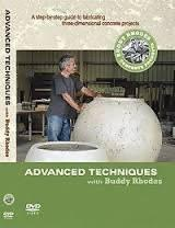 Advanced Techniques with Buddy Rhodes (DVD) Media Concrete Decor RoadShow