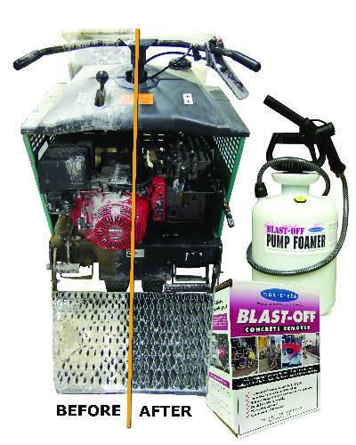 Blast-Off Nox-Crete Blast-Off 2.6 Gallon Bag-In-Box