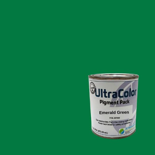 UltraColor Pigment Packs Ultra Durable Technologies Emerald Green