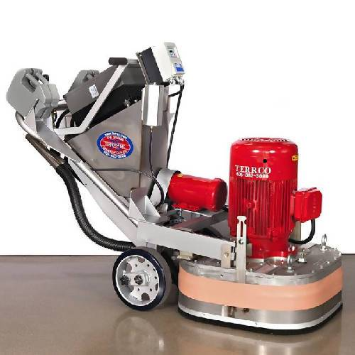 Terrco 3100-SPV Self-Propelled Concrete Polishing & Grinding Machine Equipment Terrco Inc.