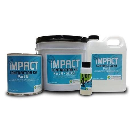 IMPACT® Water-based Sealer for Concrete and Terrazzo Ultra Durable Technologies