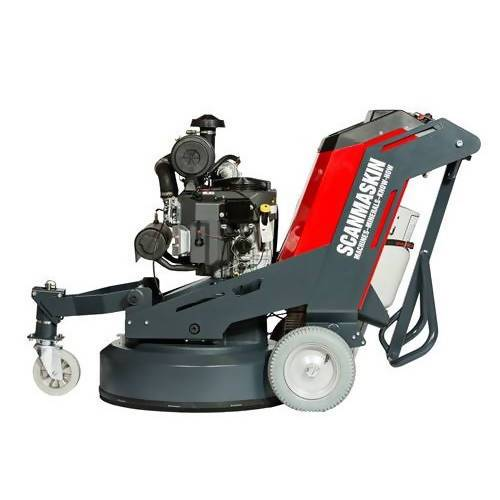 Scanmaskin 28 Propane World Series Concrete Grinder Scanmaskin USA Inc.
