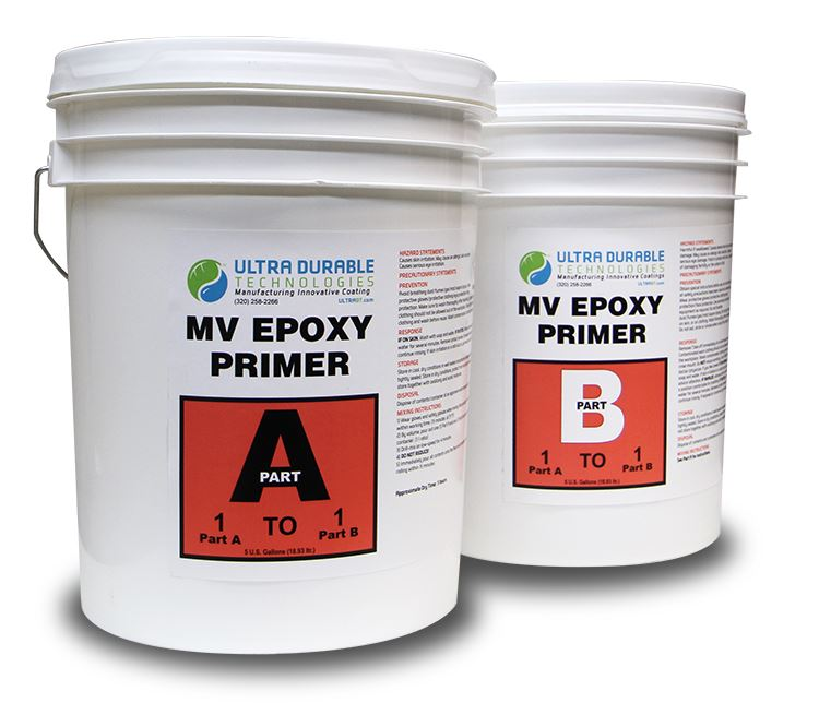 MV Epoxy Primer Ultra Durable Technologies