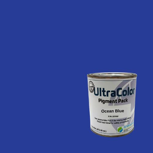 UltraColor Pigment Packs Ultra Durable Technologies Ocean Blue
