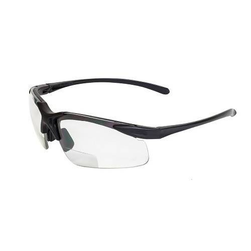 Apex Bifocal - Safety Glasses (Pack of 6) Global Vision Eyewear Corp. Clear +1.50