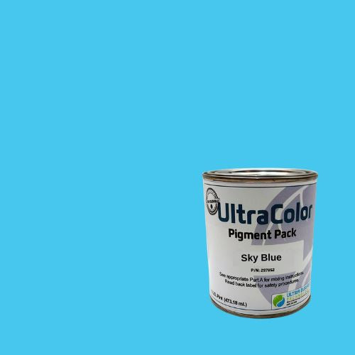 UltraColor Pigment Packs Ultra Durable Technologies Sky Blue