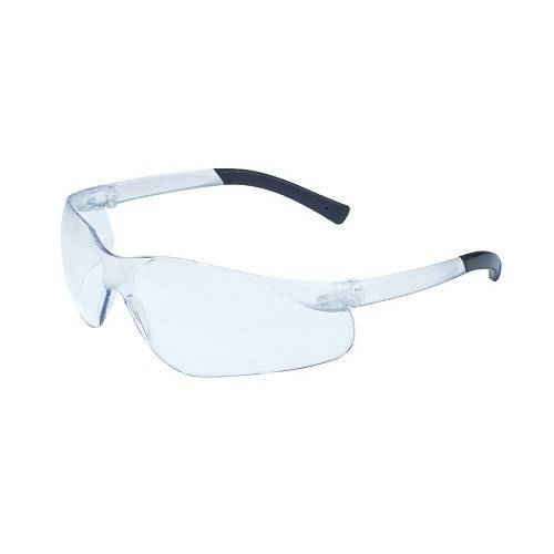 TurboJet with Matching Temples - Safety Glasses (Pack of 6) Global Vision Eyewear Corp. Clear