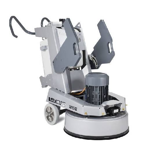 "Lavina® 25 Elite Three Head Planetary Grinding and Polishing Machine Equipment Concrete Polishing HQ 10HP(7,5kW) 1 or 3ph 200-240V 30Amps width 25""(66cm)"