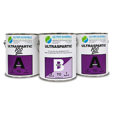 UltraSpartic 85, 95 & 100 Ultra Durable Technologies 3 Gallon Kit 100