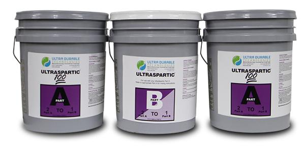 UltraSpartic 85, 95 & 100 Ultra Durable Technologies 15 Gallon Kit 100
