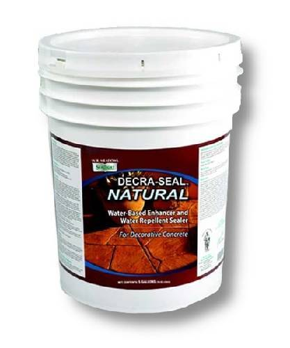 Decra-Seal Natural - 5 gal Cement Colors