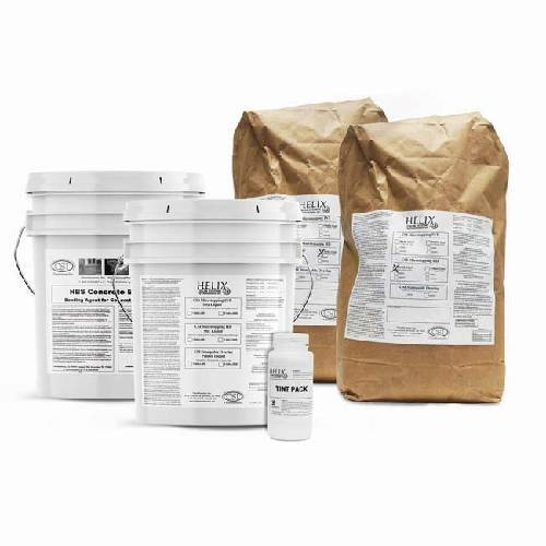 CSI Microtopping HD System Cement Colors White Choose Tint Pack Color