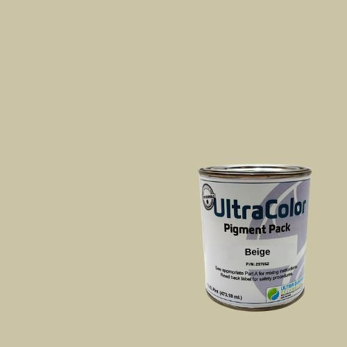 UltraColor Pigment Packs Ultra Durable Technologies Beige