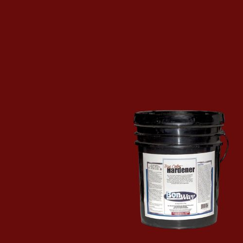 Bon Color Hardener - 5 Gallons Supplies Bon Tool Brick Red